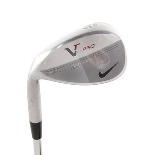 New Nike VR Pro Forged Satin Chrome Wedge 54.12* DG Steel Uniflex LEFT HANDED