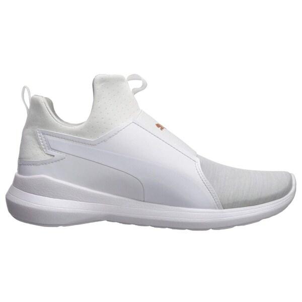 PUMA Womens Rebel Mid WNS En Pointe Sneaker