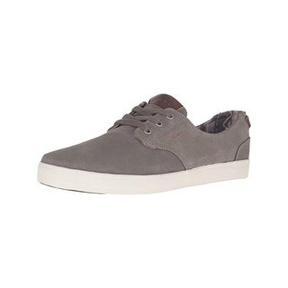 C1RCA Mens Harvey Skate Shoes Padded Insole Low-Top