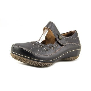 L'Artiste by Spring Step Dadra Round Toe Leather Mary Janes