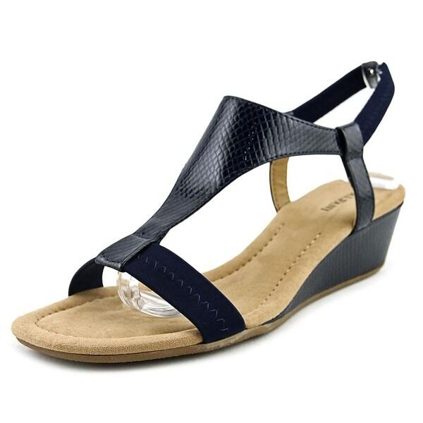 Alfani Vacanza Women New Navy Sandals