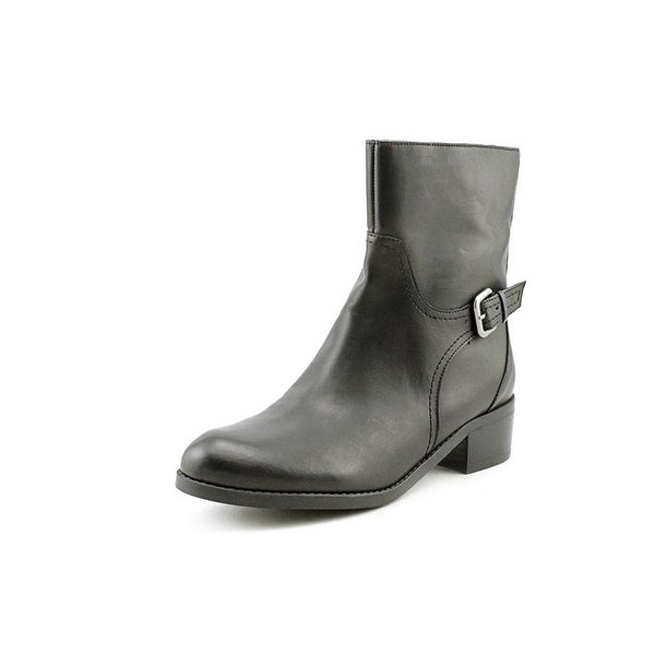 Marc Fisher Womens Trist 2 Almond Toe Ankle Fashion Boots