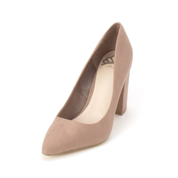 Fergalicious Womens Diva Pointed Toe Classic Pumps