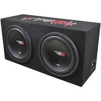 Cerwin-Vega Mobile BKX7212S 12 in. Seales Amplifier & Loaded Bass Kit