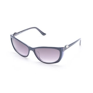 Moschino Women's Talking Bubble Sunglasses Purple - Small