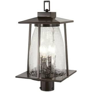 The Great Outdoors Lighting 4 lights the great outdoors outdoor lighting for less overstock the great outdoors 72576 143c marlboro 4 light 11 wide outdoor single head post workwithnaturefo