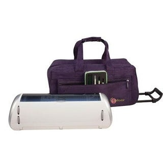 Creative Options 700-481 E Tote Rolling Trolley Purple
