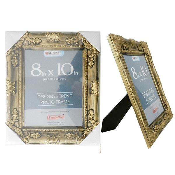 "Photo Frame 8""x10"" - Gold - 36 Units"