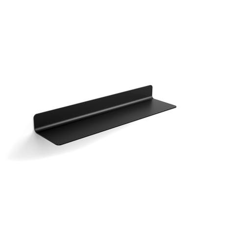 "WS Bath Collections Seta 51807 Seta 17-9/10"" Wall Mounted Bathroom Shelf"