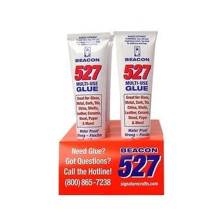 Beacon 527 Glue Multi Use 2oz with Display