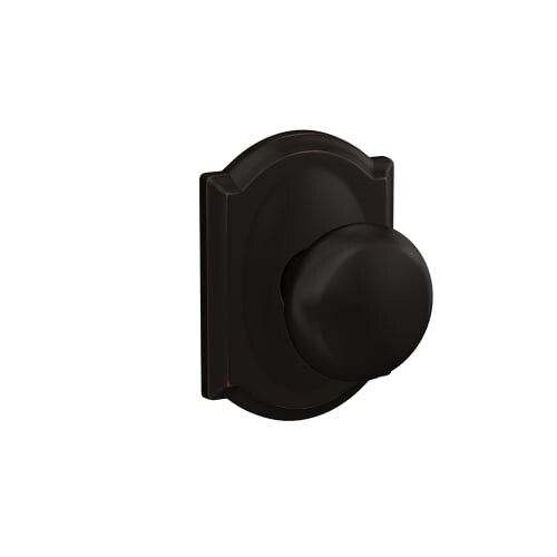Shop Schlage FC172-PLY-CAM Custom Plymouth Dummy Door Knob Set with ...