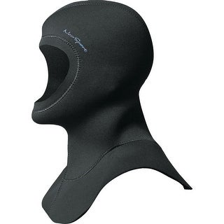 NeoSport 3/2mm Vented Bib Dive Hood - Black