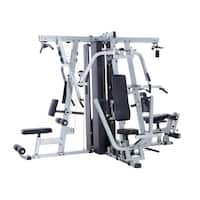Body-Solid Selectorized Home Gym 4000 - White