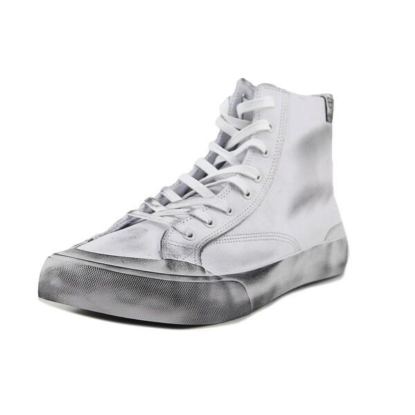 HUF Classic Hi White Skateboarding Shoes