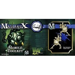 Malifaux - Arcanists - Mobile Toolkit