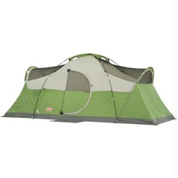 f19772cf1a9 Shop Coleman Elite Montana 8 Tent 16 X 7 8 Person - Free Shipping Today -  Overstock - 24026092