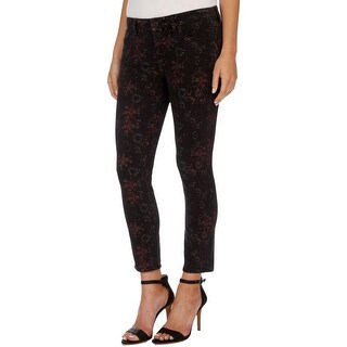Lucky Brand Womens Lolita Skinny Jeans Printed Mid-Rise (3 options available)