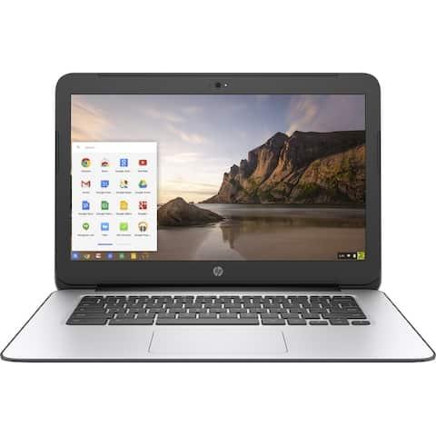 "HP 14"" Chromebook G4 Intel Celeron N2840 4GB RAM 16GB SSD (Refurbished)"