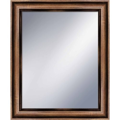 PTM Images 5-1210 34-4/5 Inch x 28-3/4 Inch Rectangular Framed Mirror