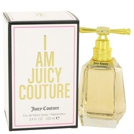 Eau De Parfum Spray 3.4 oz I am Juicy Couture by Juicy Couture - Women