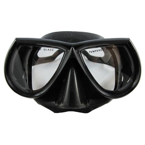 Scuba Clear Dive Mask NEARSIGHTED Prescription RX Optical Lenses