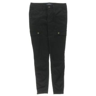 Polo Ralph Lauren Womens Cargo Pants Twill Flat Front - 6