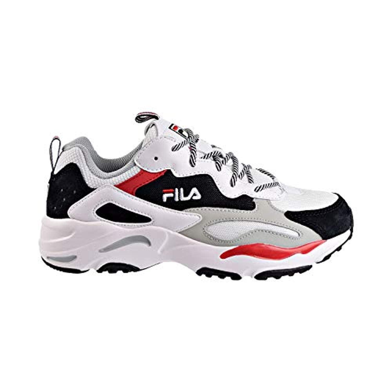 Shop Fila Ray Tracer Men's Shoes White