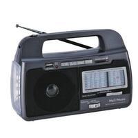 Supersonic - Sc-1082 - 9 Band Am Fm Radio
