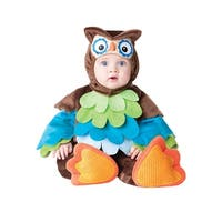 InCharacter What a Hoot Infant/Toddler Costume - MultiColor