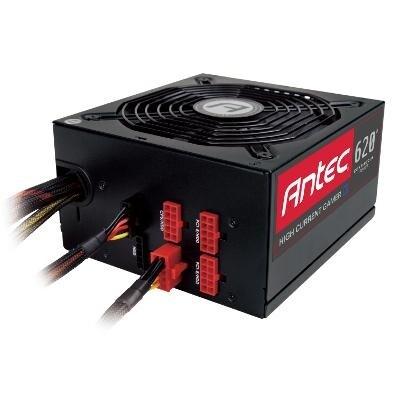 Antec High Current Gamer 620M, 80 Plus Bronze, 620 Watt Modular Power Supply