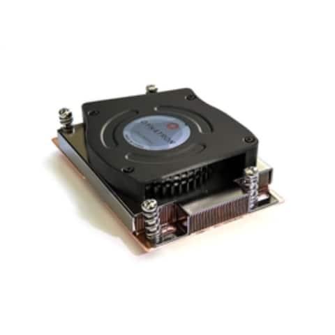 Dynatron Fan A31-DYN AMD EPYC Socket SP3 with 8013 Aluminum PWM for 1U Server 180 Watts Brown Box