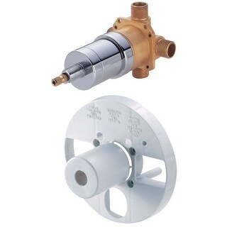 Danze D115000BT Pressure Balanced Universal Mixing Valve with Copper Connections