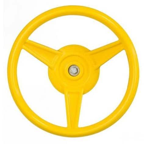 """Playstar PS 7840 Play Station Steering Wheels, 12"""" - Diameter : 12"""""""