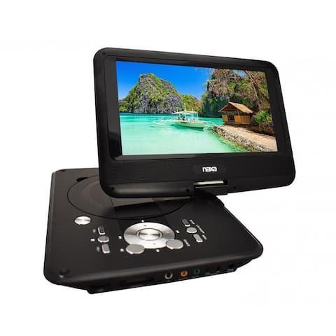"9"" TFT LCD Swivel Screen Portable DVD Player with USB/SD/MMC Inputs (NPD-952)"