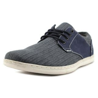Steve Madden Lampun Round Toe Canvas Oxford|https://ak1.ostkcdn.com/images/products/is/images/direct/2e5df75a2fdb0088346e6dc2bb4a61003b847226/Steve-Madden-Lampun-Men-Round-Toe-Canvas-Blue-Oxford.jpg?impolicy=medium