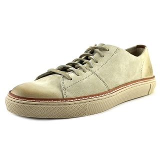 Frye Gates Low Lace Men Round Toe Synthetic Nude Sneakers
