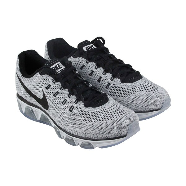 new styles ff2ff 37db0 Shop Nike Air Max Tailwind 8 Mens Gray Textile Athletic Lace ...