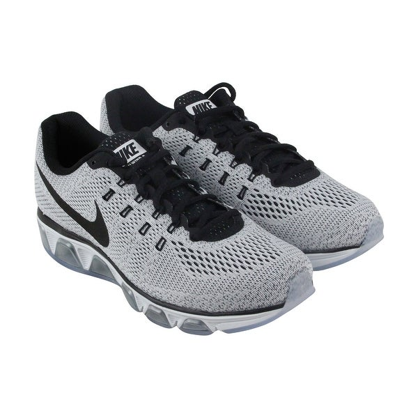 645f9ed83b6 Nike Air Max Tailwind 8 Mens Gray Textile Athletic Lace Up Running Shoes