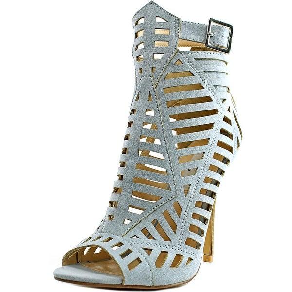 Chelsea & Zoe Parnika Women Open Toe Synthetic Sandals