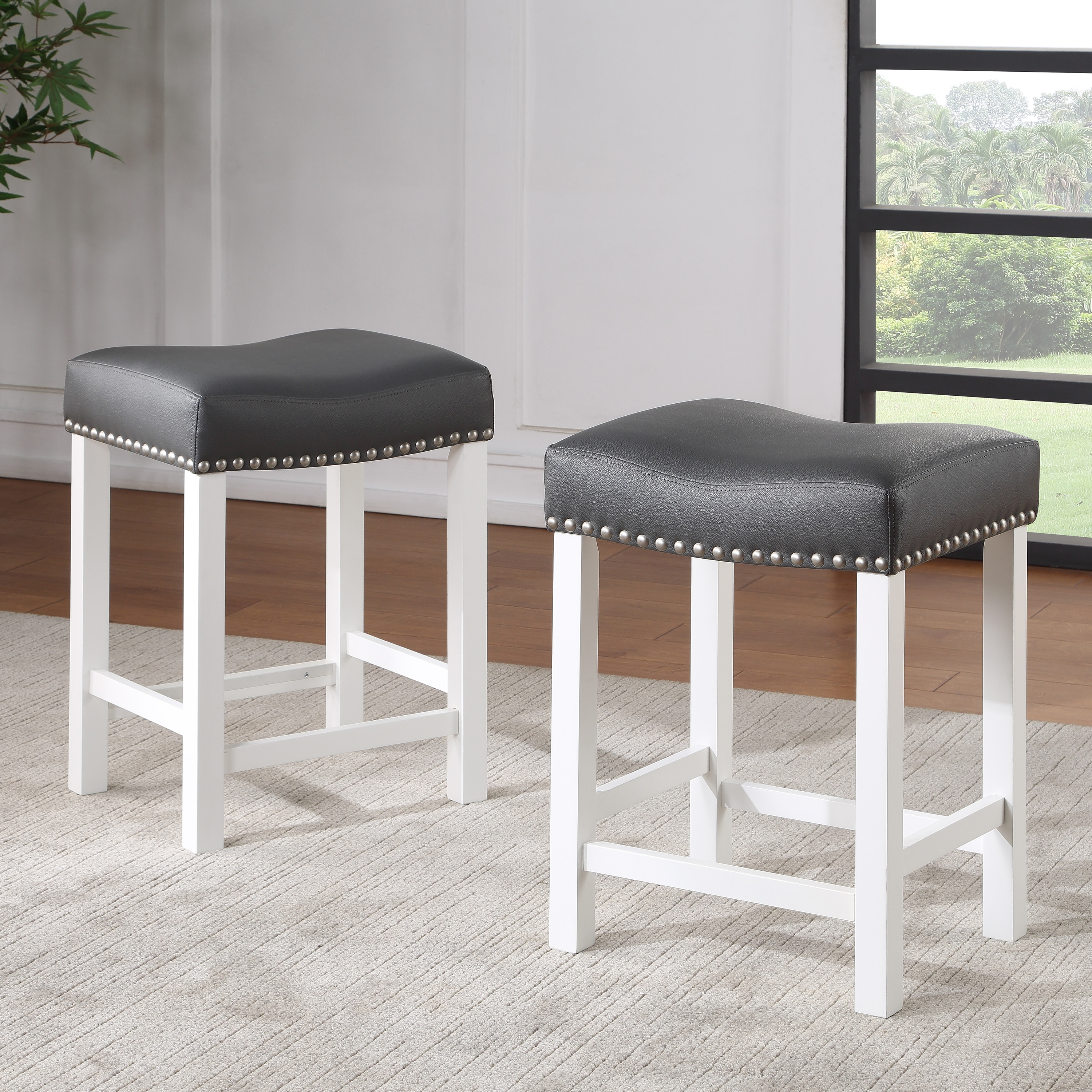 The Gray Barn Zoie Counter Stool Set Of 2 See Product Description On Sale Overstock 32511844