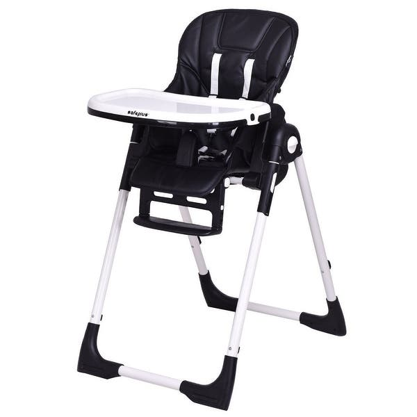 Shop Costway Baby High Chair Infant Toddler Feeding Booster