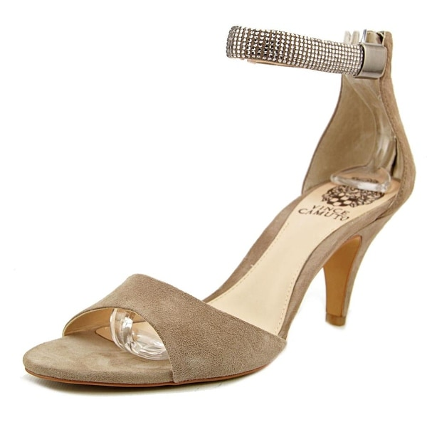 Vince Camuto Mistin Women  Open Toe Suede  Sandals