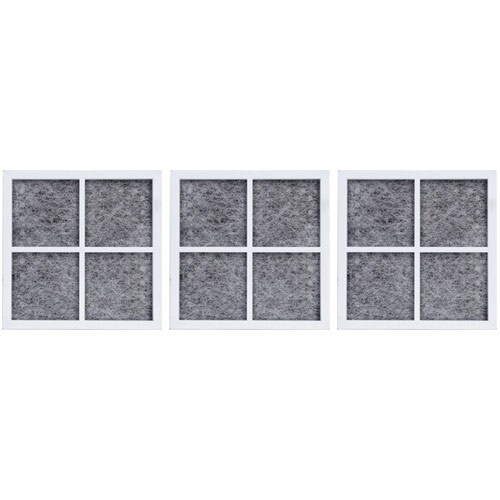 Replacement Air Filter Cartridge for LG RWF1140 / ReplacementBrand RB-L4 Filter Models (3 Pack)