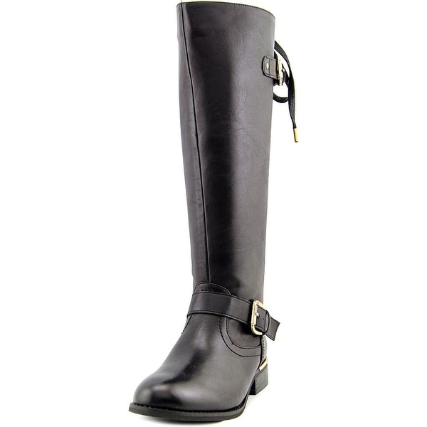 Wanted Lounge Women Black Boots