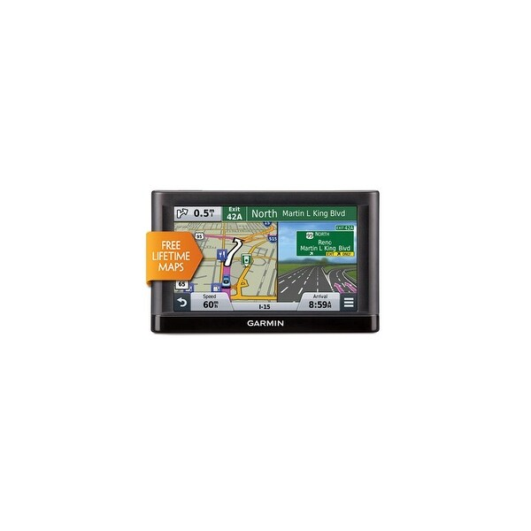 Shop Garmin Nuvi 56lm Us Canada 5 Inch Touch Screen Gps W - Garmin-gps-with-us-and-canada-maps
