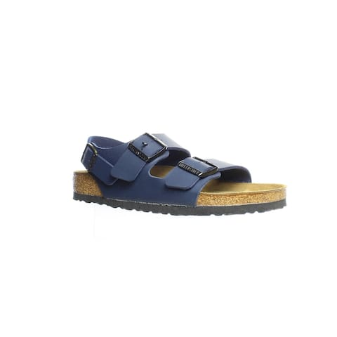 Birkenstock Womens Milano Blue Sandals EUR 40