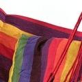 Sunnydaze Hanging Hammock Swing - Multiple Colors - Thumbnail 39