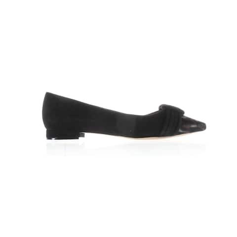 Alexandre Birman Womens Nomodel072412 Black Ballet Flats EUR 36
