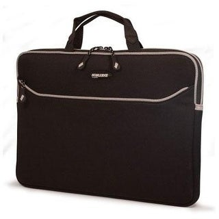 "Mobile Edge Neoprene Laptop Sleeve - 13"" Macbook Pro (Black W/Platinum Trim)"