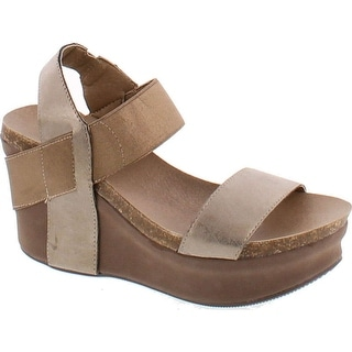 Corkys Women's Wedge Sandal